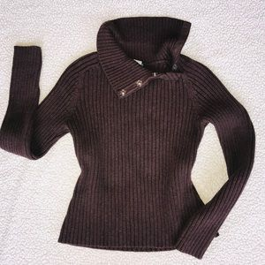 Canyon River Blues Knitted Sweater